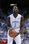 15 November 2015: North Carolina's Theo Pinson. The University of North Carolina Tar Heels hosted the Fairfield University Stags at the Dean E. Smith Center in Chapel Hill, North Carolina in a 2015-16 NCAA Division I Men's Basketball game. UNC won the game 92-65.