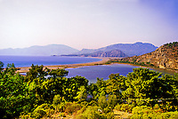 Istuzu Beach near Dalyan, Turkey