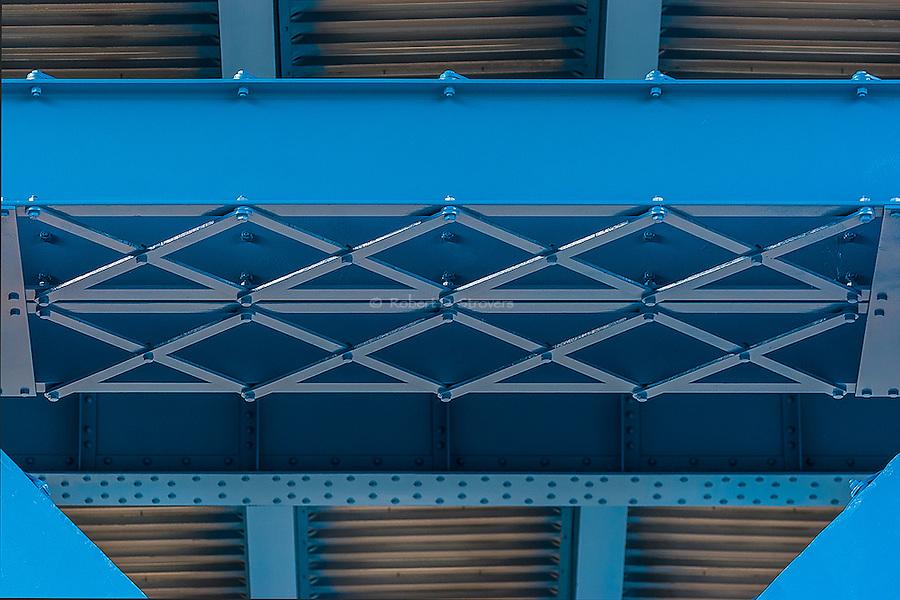 Pittsburgh's bridges - 31st Street Bridge detail