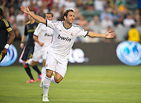 LA Galaxy vs Real Madrid, August 2, 2012