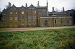 Great Tew Jacobean Manor House Oxfordshire 1980s
