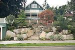 08/06; images of Debra & Dennis Adler residence, 206-721-1170, for Stock & Hill Landscapes