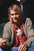 Nirvana, 1993, MARK LEIALOHA