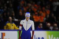 SCHAATSEN: HEERENVEEN: IJsstadion Thialf, 07-02-15, World Cup, 500m Ladies Division A, Nadezhda Aseyeva (RUS), ©foto Martin de Jong