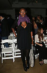 Shavaugohn attends The Unveiling of Korto Momolu's 2011 Spring Collection held at Skylight Studios, NY 9/12/10