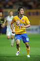 Kunimitsu Sekiguchi (Vegalta),JULY 23, 2011 - Football / Soccer :2011 J.League Division 1 match between Vegalta Sendai 0-1 Omiya Ardija at Yurtec Stadium Sendai in Miyagi, Japan. (Photo by AFLO)