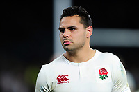 Ben Te'o of England looks on after the match. RBS Six Nations match between England and Scotland on March 11, 2017 at Twickenham Stadium in London, England. Photo by: Patrick Khachfe / Onside Images