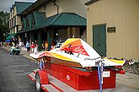 2012 Clayton Vintage Raceboat Regatta