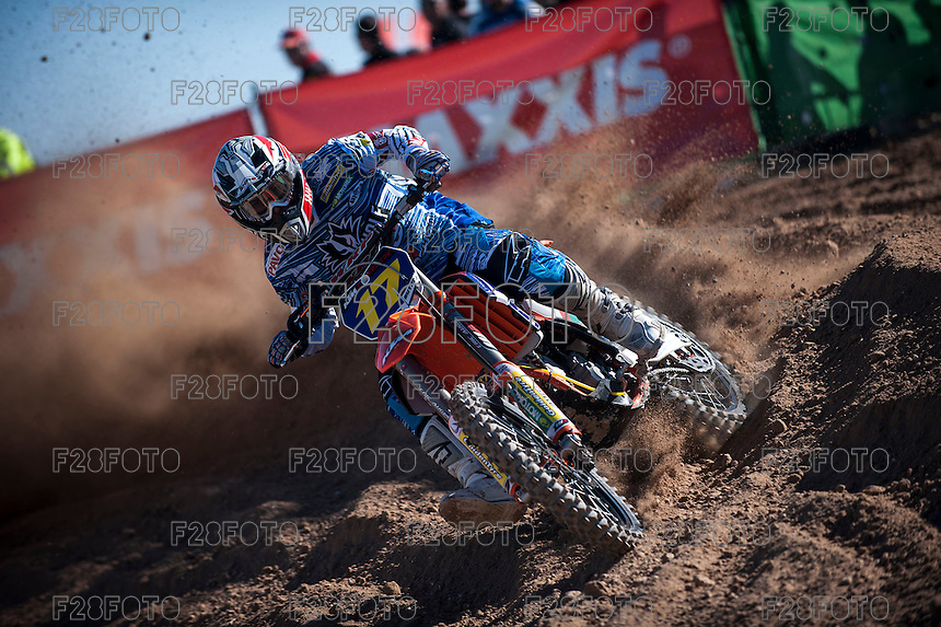 First round of Spanish Motocross Championship 2014 at Albaida Motocros Circuit (2day)