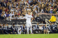 Real Madrid beat the LA Galaxy 3-2 in an international friendly match at the Rose Bowl in Pasadena, California on Saturday evening August 7, 2010.