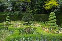 Section of garden in Regent's Park, London.