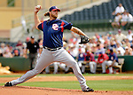 10 March 2006: Jon Rauch, pitcher for the Washington Nationals, on the mound during a Spring Training game against the Houston Astros. The Astros defeated the Nationals 8-6 at Osceola County Stadium, in Kissimmee, Florida...Mandatory Photo Credit: Ed Wolfstein..