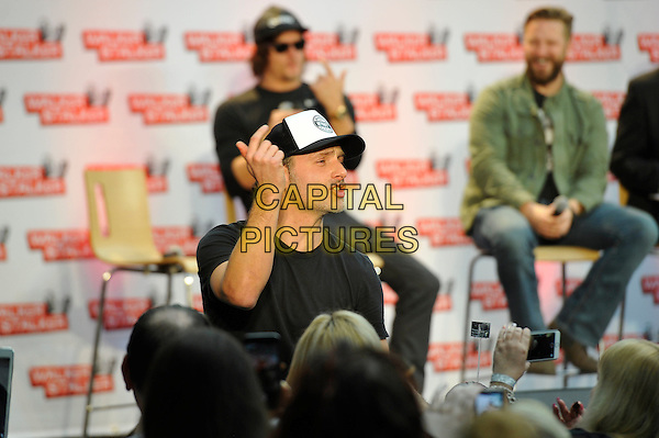LONDON, ENGLAND - FEBRUARY 21: Andrew Lincoln attending 'Walker Stalker Con 2015' at Olympia in London on February 21, 2016 in London, England.<br /> CAP/MAR<br /> &copy; Martin Harris/Capital Pictures