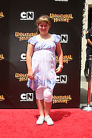 "Ada-Nicole Sanger.aarrives at the ""Unnatural History"" Cartoon Network Premiere.Stephen J. Ross Theater, Warner Brothers Lot.Burbank, CA.June 12, 2010.©2010 Kathy Hutchins / Hutchins Photo.."