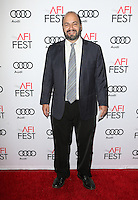 "Hollywood, CA - NOVEMBER 13: David Birke, At AFI FEST 2016 Presented By Audi - A Tribute To Isabelle Huppert And Gala Screening Of ""Elle"" At The Egyptian Theatre, California on November 13, 2016. Credit: Faye Sadou/MediaPunch"