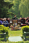 Matthew Spitzer, M.D.,  giving commencement address at Vassar College, May 24, 2009