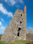 Carn Galver Tin Mine, Cornwall, UK