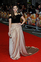 LONDON, ENGLAND - FEBRUARY 21:  Armeena Khan attending 'Viceroy's House' UK Premiere at Curzon Mayfair on February 21, 2017 in London, England.<br /> CAP/MAR<br /> &copy;MAR/Capital Pictures /MediaPunch ***NORTH AND SOUTH AMERICAS ONLY***