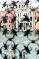The view from the Peggy Guggenheim Collection, Venice, Italy. Images are available for editorial licensing, either directly or through Gallery Stock. Some images are available for commercial licensing. Please contact lisa@lisacorsonphotography.com for more information.