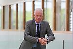 Foto: VidiPhoto<br /> <br /> NIJMEGEN - Portret van dr. Kees Boele, bestuurder Hogeschool Arnhem Nijmegen (HAN) in het nieuwe gebouw aan de Kapittelweg in Nijmegen.