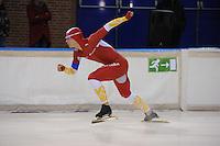SCHAATSEN: DEVENTER: IJsbaan De Scheg, 28-10-12, IJsselcup, Bas Bervoets, ©foto Martin de Jong