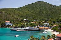 Cruz Bay Ferry Dock<br /> St. John<br /> U.S. Virgin Islands