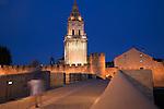 Cathedral and Walls, El Burgo de Osma, Spain