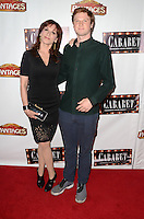 HOLLYWOOD, CA - JULY 20: Marilu Henner and Joseph Leiberman at the opening of 'Cabaret' at the Pantages Theatre on July 20, 2016 in Hollywood, California. Credit: David Edwards/MediaPunch