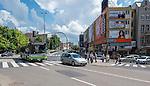 Olsztyn, centrum miasta.