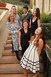 The Price Family Portraits at The Orinda Country Club.