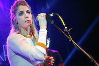 London Grammar Performs at Underground Arts