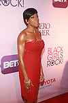 Regina King Attends Black Girls Rock!(TM) 2011 Honoring Angela Davis, Shirley Caesar, Taraji P. Henson, Laurel J. Richie, Imani Walker, Malika Saada Saar, and Tatyana Ali Hosted by Tracee Ellis Ross and Regina King at the PARADISE THEATER BRONX, NY 10/15/11