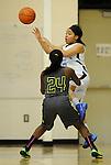 12-17-14, Skyline vs Huron girl's varsity basketball