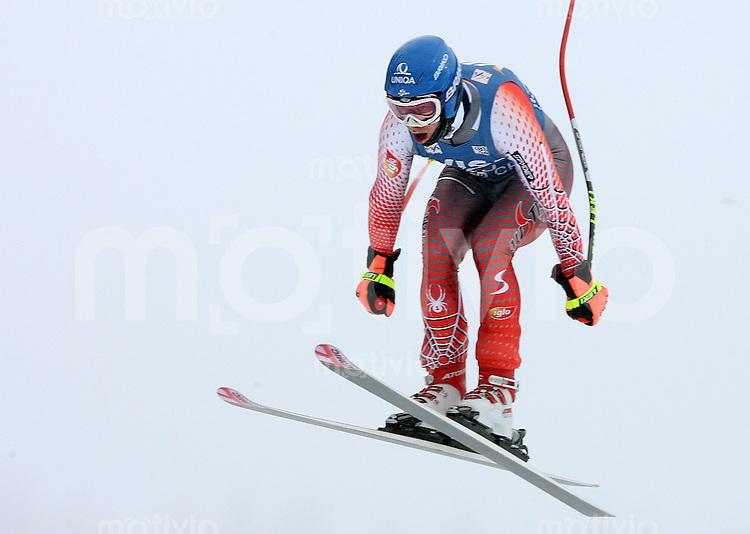 Ski Alpin; Saison 2006/2007   Training Herren Benjamin Raich (AUT)