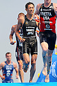 Ryosuke Yamamoto (JPN), SEPTEMBER 19, 2011 - Triathlon : Ryosuke Yamamoto of Japan competes in the Elite men during the 2011 ITU World Championship Yokohama in Yokohama city, Kanagawa, Japan. (Photo by Yusuke Nakanishi/AFLO SPORT) [1090]