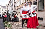 TTIP & CETA demo 20.9.2016