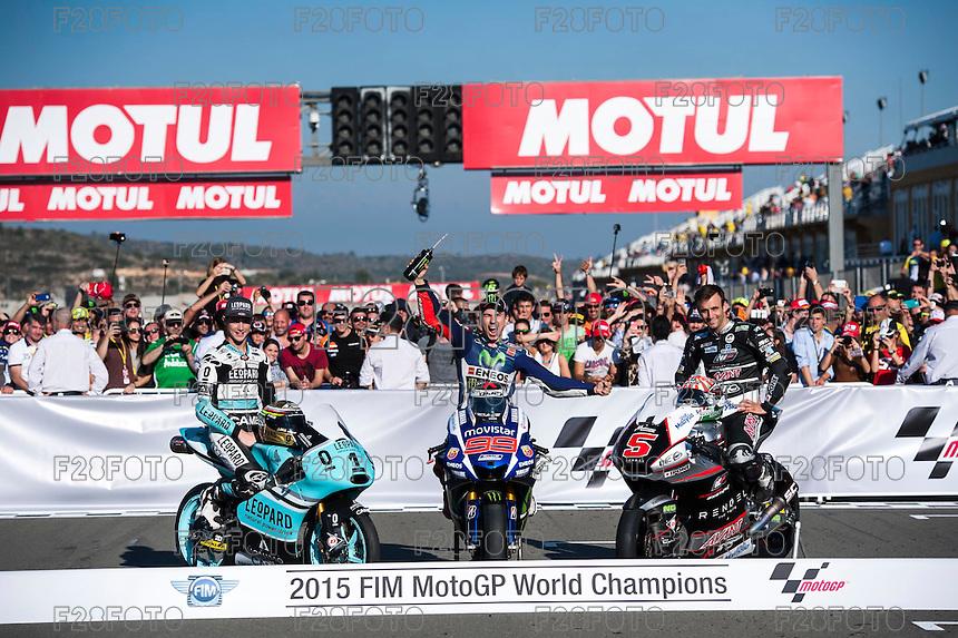 Moto GP 2015 Valencia