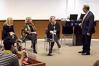 Yale School of Management Executive Education - Women's Leadership Program | Women Leaders and Crisis Management with Jeffrey Sonnenfeld and Guest Panel April 19, 2017