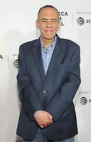 NEW YORK, NY - APRIL 19: Gilbert Gottfried attends  'Clive Davis: The Soundtrack of Our Lives' 2017 Opening Gala of the Tribeca Film Festival at Radio City Music Hall on April 19, 2017 in New York City. <br /> CAP/MPI/JP<br /> &copy;JP/MPI/Capital Pictures