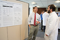Haddon Pantel, left, Neil Hyman, M.D. SURGERY SENIOR MAJOR SCIENTIFIC PROGRAM.