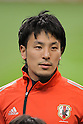 Jungo Fujimoto (JPN), .FEBRUARY 29, 2012 - Football / Soccer : 2014 FIFA World Cup Asian Qualifiers Third round Group C match between Japan 0-1 Uzbekistan at Toyota Stadium in Aichi, Japan. (Photo by Akihiro Sugimoto/AFLO SPORT) [1080]