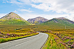 """The """"Red Cuillins"""", Isle of Skye, Scotland"""