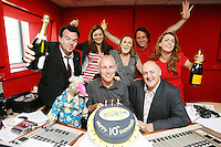 10 years of Ray D'Arcy on Today FM