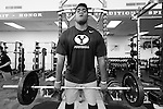 2015 BYU Football Spring Conditioning