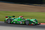 #99 Green Earth Team Gunnar Oreca FLM09: Gunnar Jeannette, Elton Julian