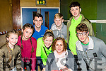 Game on<br /> ------------<br /> attending the Tralee Worriors v DCU Saints basketball match last Saturday night were Sadie&amp;Abbey Brosnan, Teresa O'Brien, Olive Moriarty, Ryan Dolan, Michael Dowling, Alexa Grubjesic and Cian Sayers.
