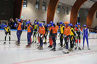 Elfstedenhal Mass Start 300616