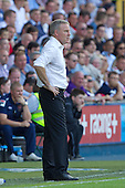 Kenny Jackett, Manager, Millwall FC - Millwall vs Blackpool - NPower Championship Football at the New Den, London - 18/08/12 - MANDATORY CREDIT: Ray Lawrence/TGSPHOTO - Self billing applies where appropriate - 0845 094 6026 - contact@tgsphoto.co.uk - NO UNPAID USE.