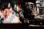 Street scene, Somnath Gujarat
