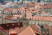 Prague has been aptly described as an open air museum.  Its architecture spans from the 9th century Prague Castle to 19th century Art Noveau architecture .